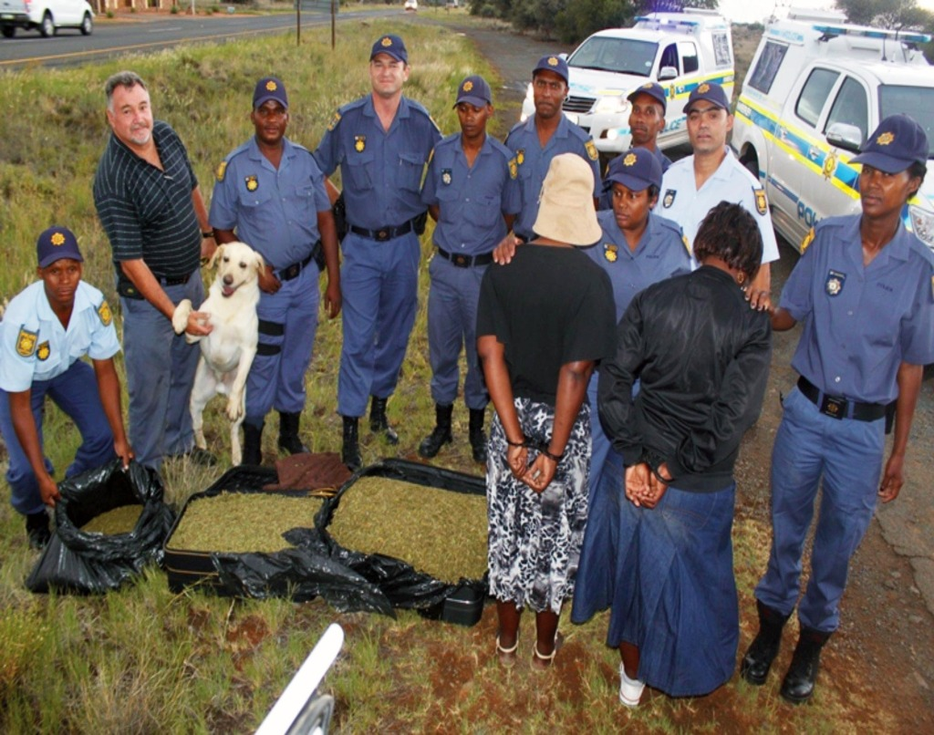 Two Women Bust In Kimberley For Dagga